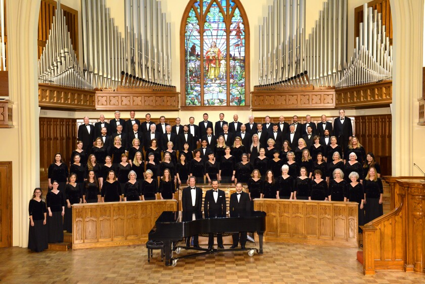 The San Diego Master Chorale