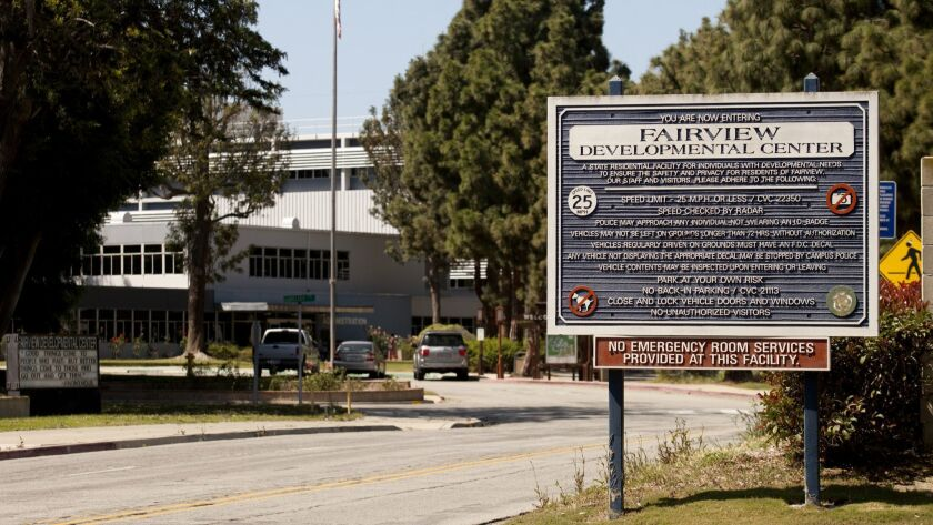 Federal officials have decided not to send people who tested positive for coronavirus to the Fairview Developmental Center in Costa Mesa, according to a court filing Friday.