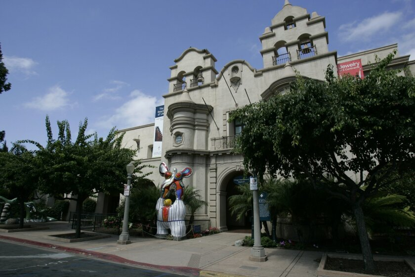The Mingei International Museum is one of four Balboa Park institutions participating in InforMath.