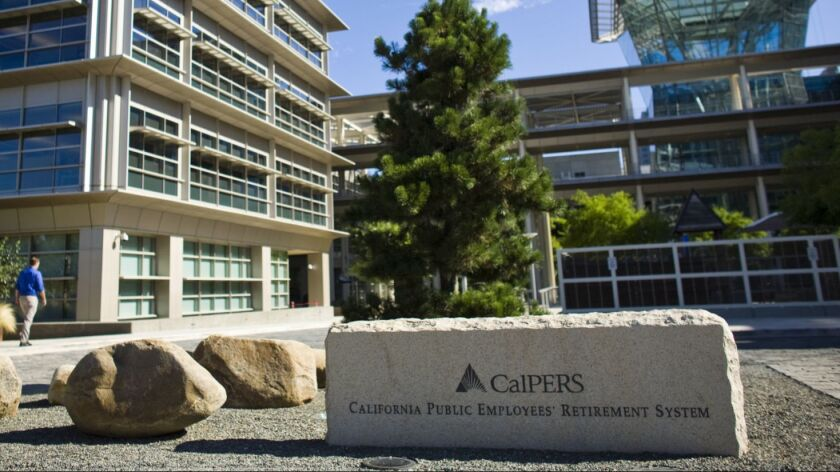 The job of chief financial officer has been something of an albatross for CalPERS.