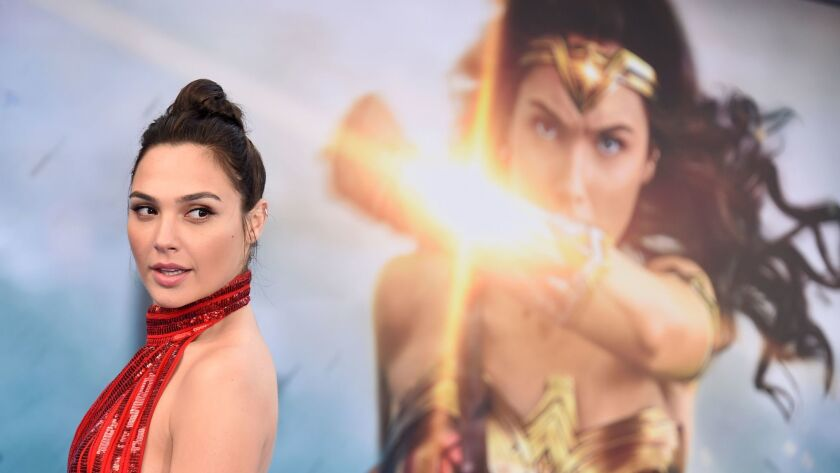 Wonder Woman notwithstanding, female leads remain rare in film.