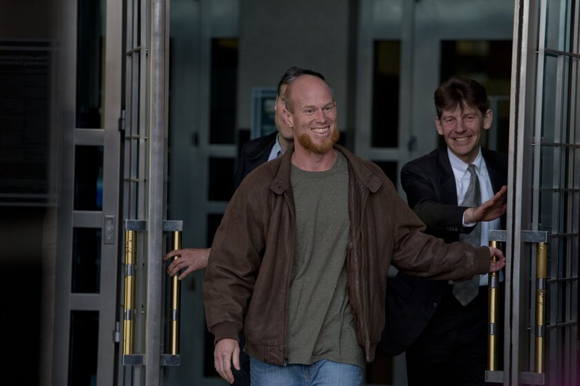 Convicted eco-terrorist Eric McDavid, 37, walked out of the Federal Courthouse in Sacramento last week after a plea deal that grew out of the federal government's failure to turn over key documents that could have bolstered his claim of entrapment.