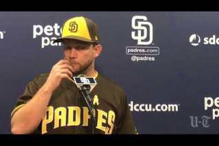 Dinelson Lamet nearly matches Clayton Kershaw as Dodgers beat Padres