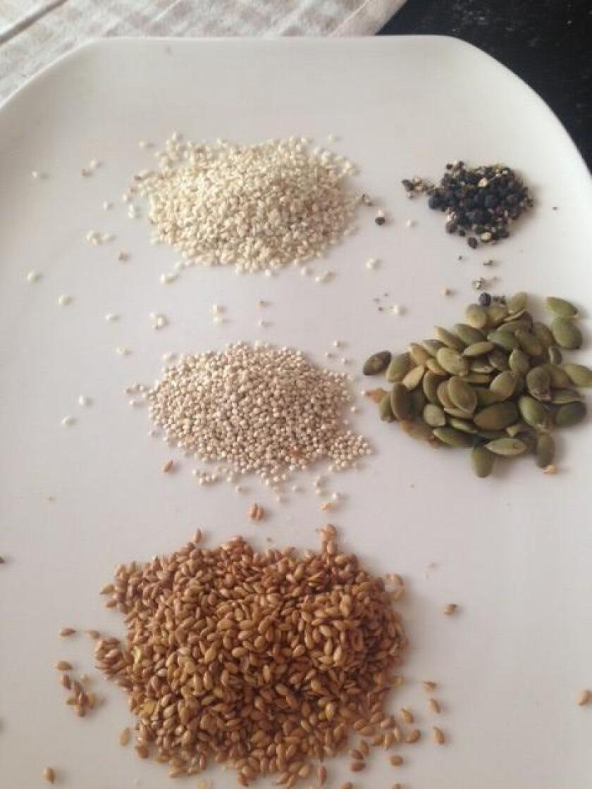 Foodies creatively incorporate seeds into a wide range of ethnic dishes.