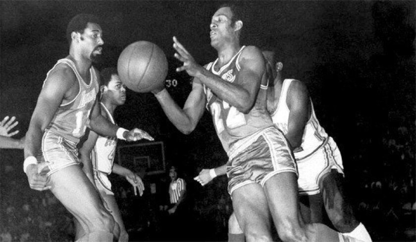 Lakers great Elgin Baylor is selling 358 pieces of his personal memorabilia, including his 1971-72 NBA championship ring.