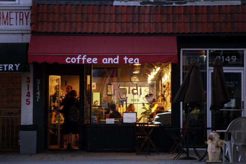 Kaldi Coffee and Tea