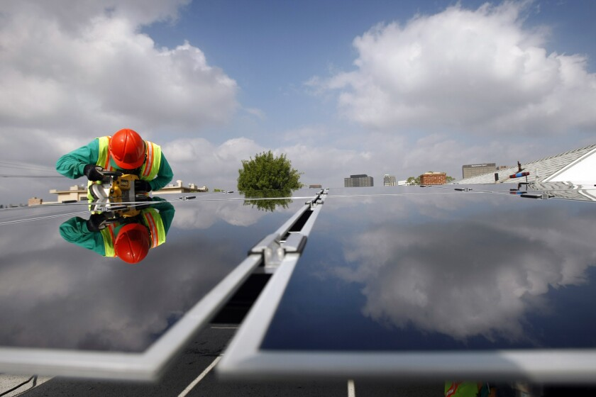 Google said Thursday it will invest $300 million in a new SolarCity Corp. fund expected to finance $750 million in residential solar projects.