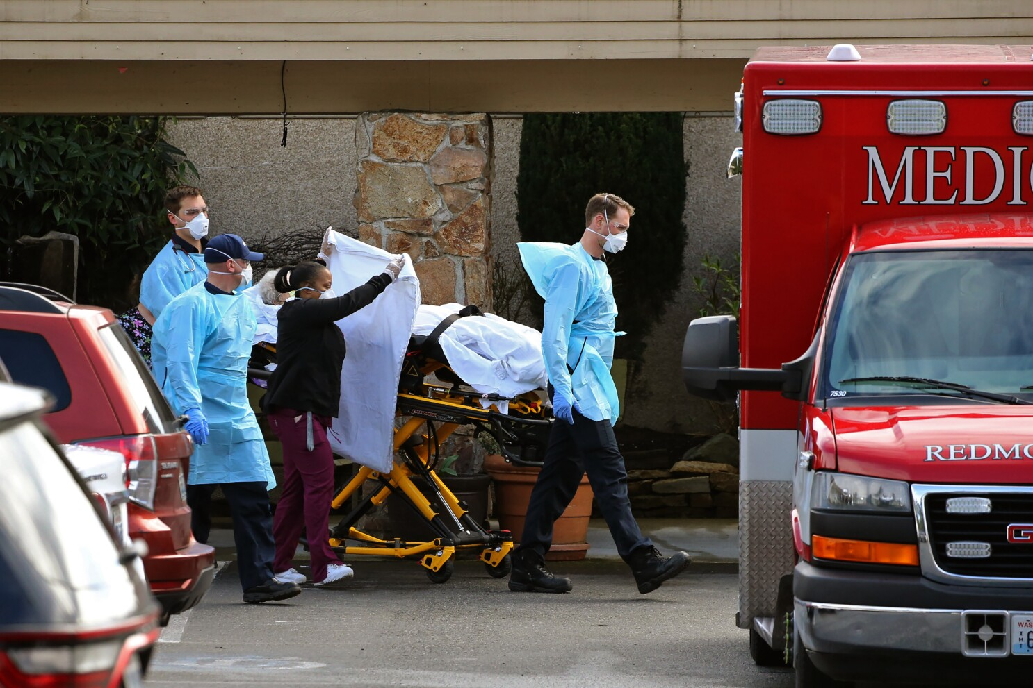 Seattle-area nursing home deaths jump to 13 with COVID-19 and 11 ...