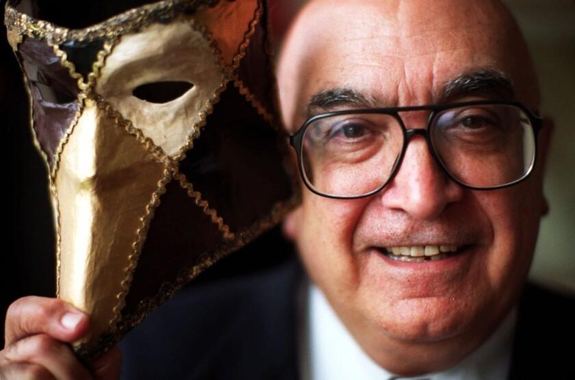 Lotfi Mansouri led San Francisco Opera from 1988 to 2001.