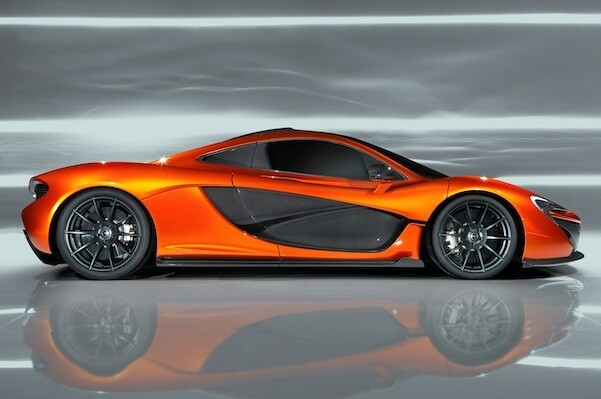McLaren officially unveiled its long-awaited (and long-rumored) P1 supercar, ahead of its world debut at the Paris Motor Show next week.
