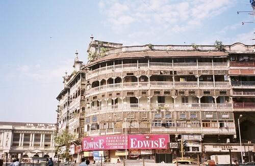 A building in Mumbai