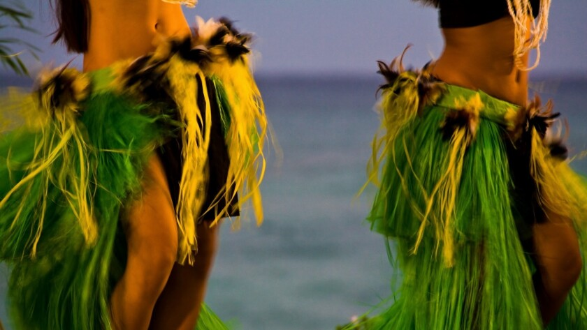 Traditional and contemporary forms of Hawaiian hula will be featured during the new luau launching next month.