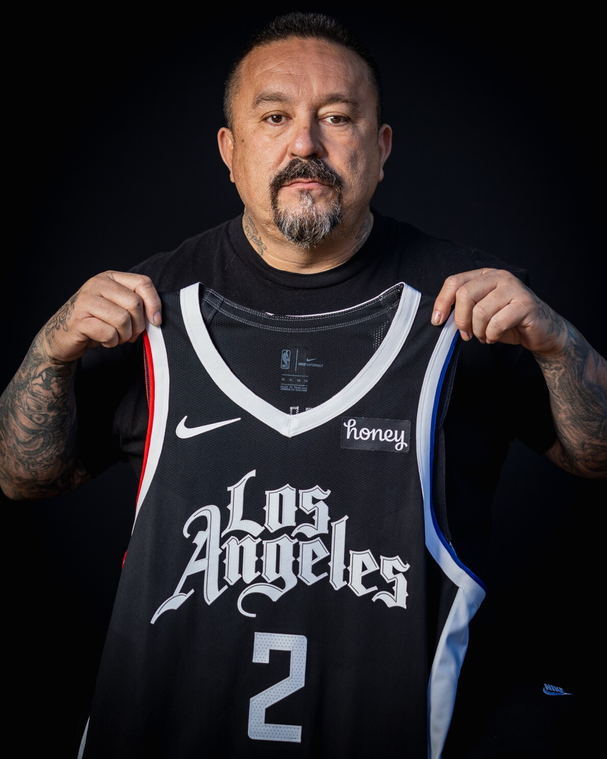 Clippers Release New City Edition Uniform By Mister Cartoon Los Angeles Times