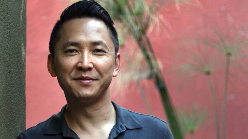 "Viet Thanh Nguyen, Pulitzer Prize-winning author of ""The Sympathizer,"" a novel about Vietnamese defectors to America, and the nonfiction ""Nothing Ever Dies,"" which is a National Book Award finalist."
