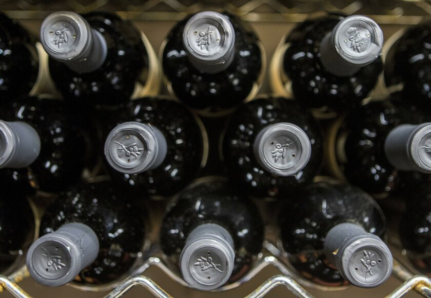 Dozens of variables go into the cost of a bottle of wine.