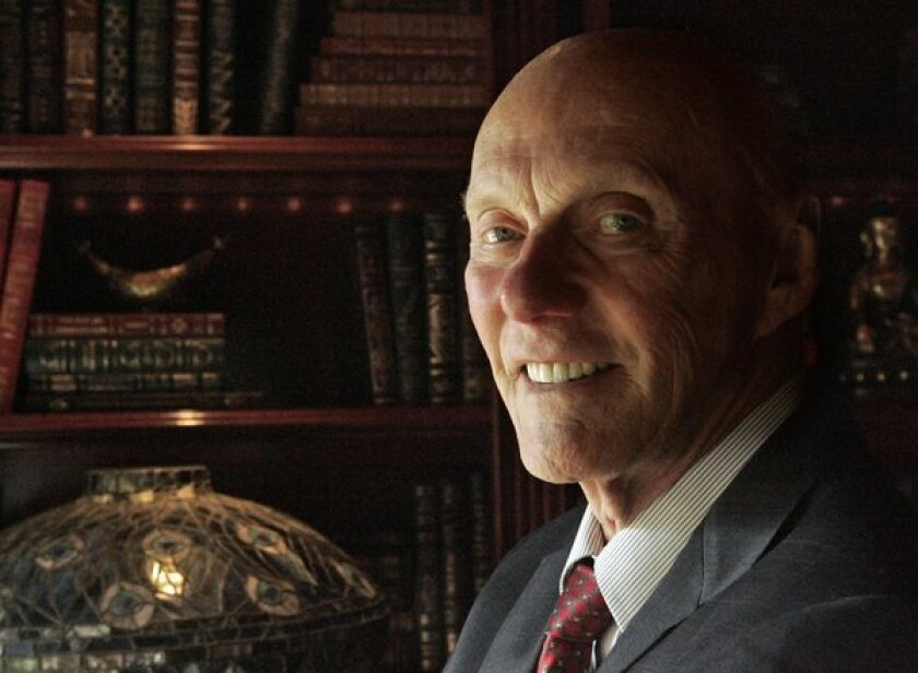 Fred Kavli dies at 86; promoted scientific research worldwide