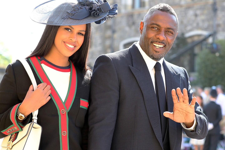 Royal wedding arrivals