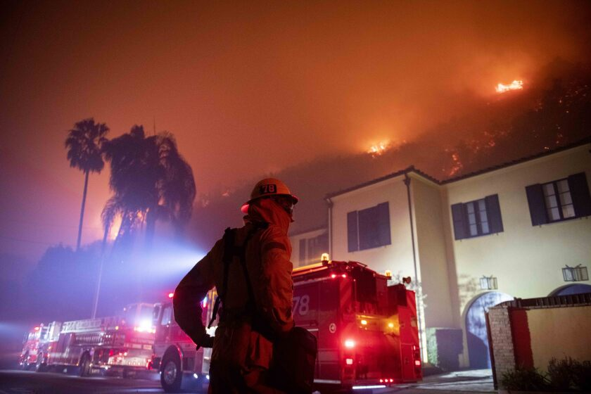 APphoto_California Wildfires Blackout