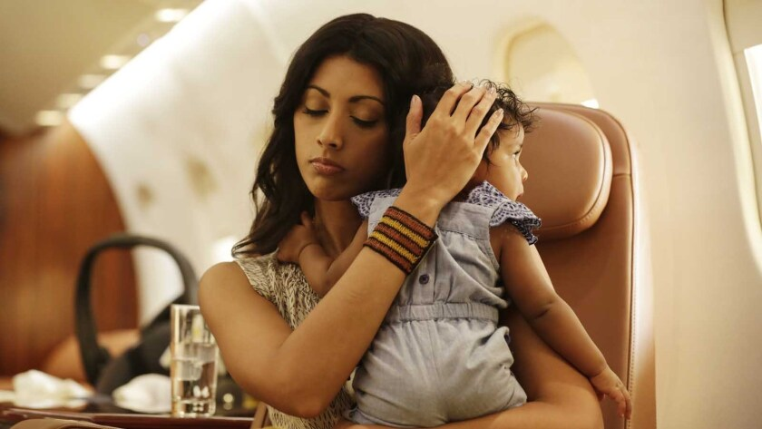 "Reshma Shetty in ""Royal Pains"" on USA."