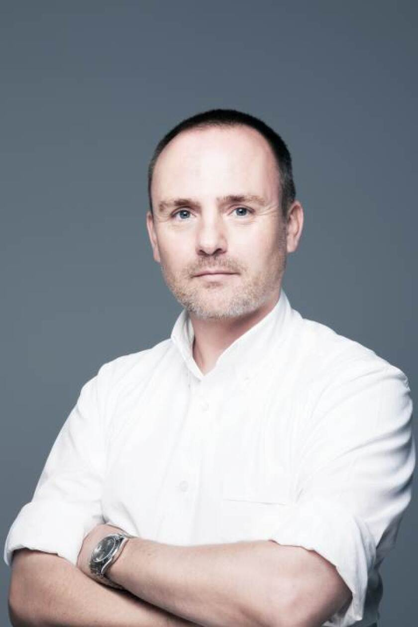 Peter Philips, the new creative and image director of Dior Makeup.