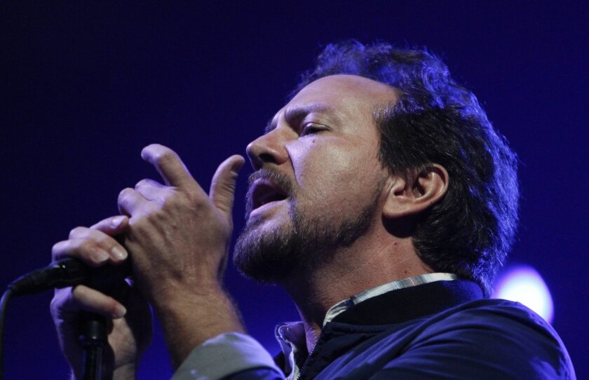Pearl Jam Comes to San Diego