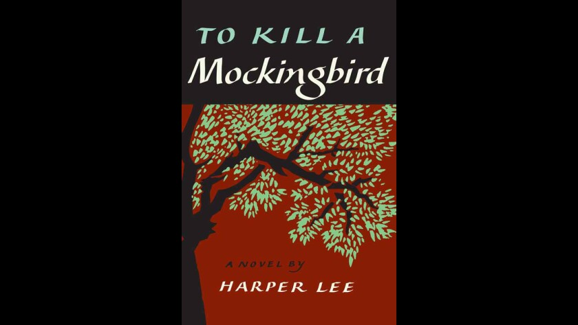 "Harper Lee's ""To Kill a Mockingbird."" A follow-up to the classic book, ""Go Set a Watchman,"" will be released on July 14."