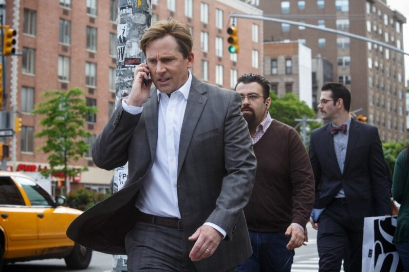 """Charles Randolph and Adam McKay win the adapted screenplay Oscar for """"The Big Short."""""""