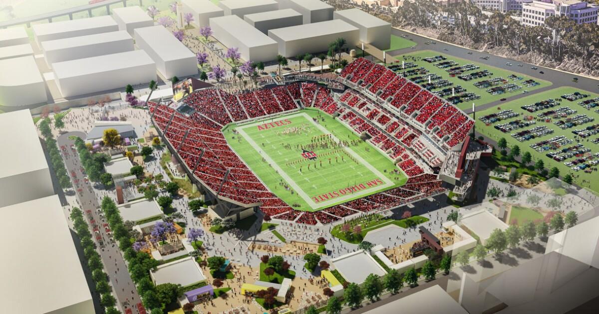 San Diego State plans to hit ground running on new stadium