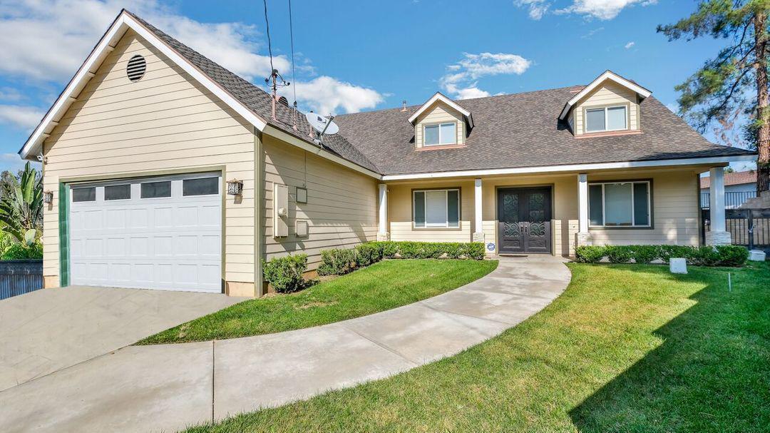 Brandon Browner's Pomona house | Hot Property