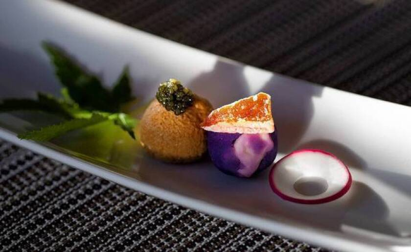 Counter Intelligence: Shunji is no ordinary sushi bar