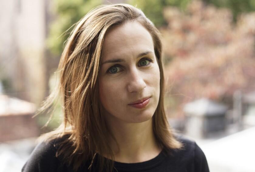 Author Adelle Waldman.