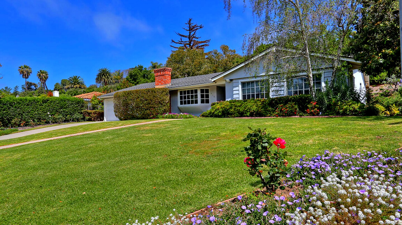 945 Aleeda Lane, Santa Barbara.