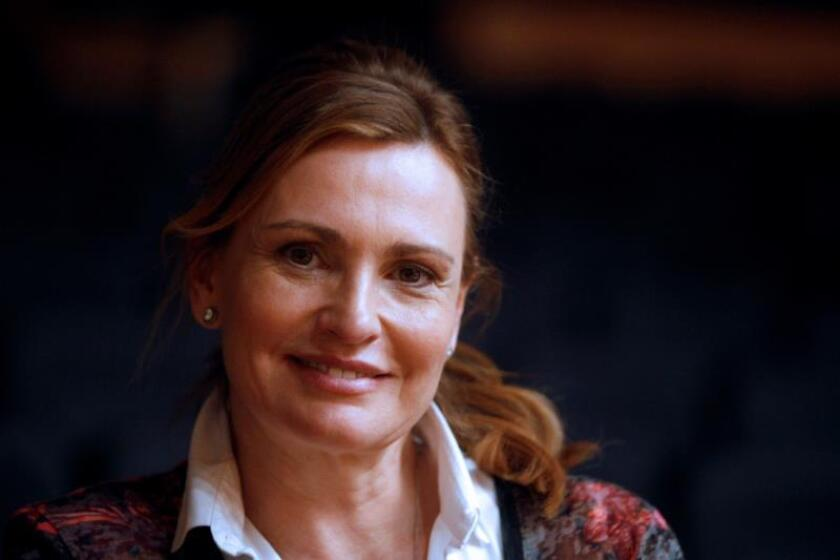 La soprano Ainhoa Arteta, durante una entrevista con Efe. EFE/Cabalar/Archivo