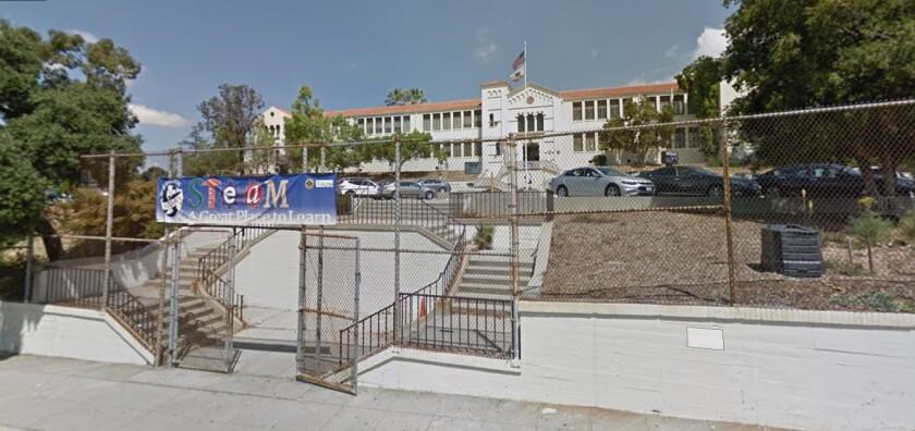 Pasadena police say a 9-year-old boy shot three classmates with a BB gun on Thursday.