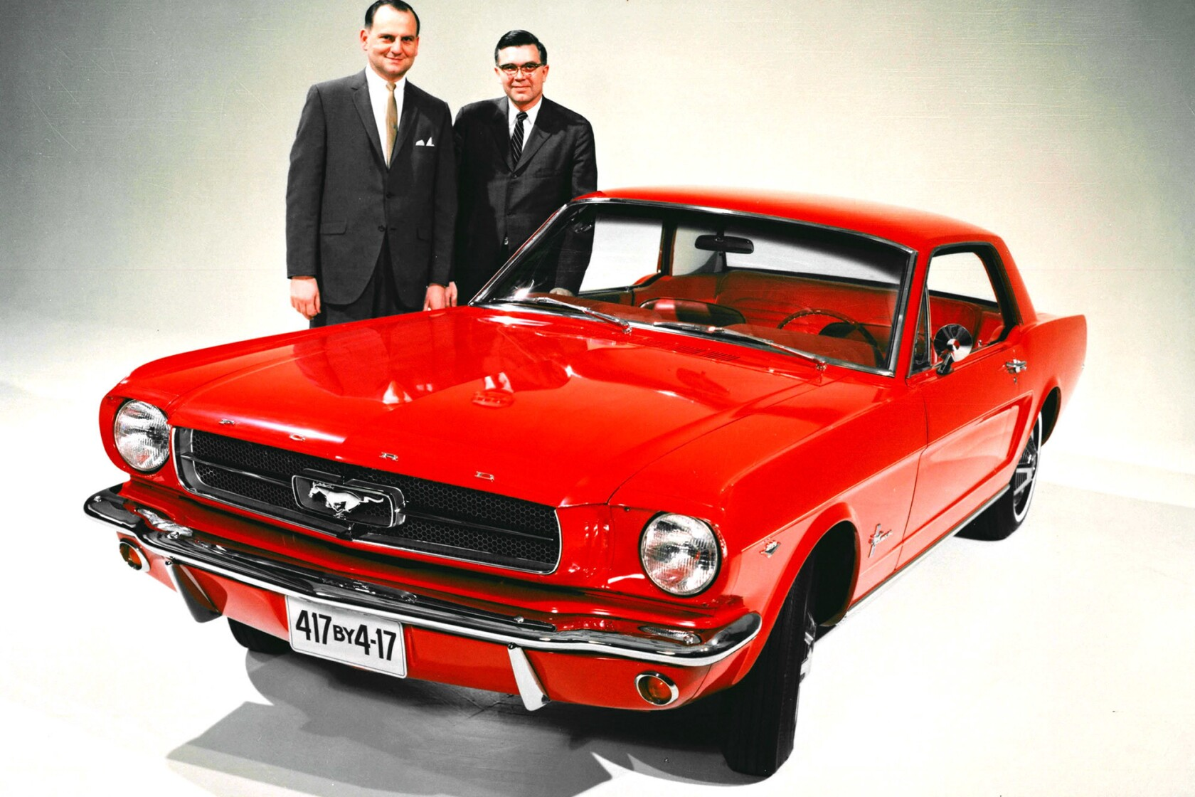 Lee iacocca father of the ford mustang who later rescued chrysler