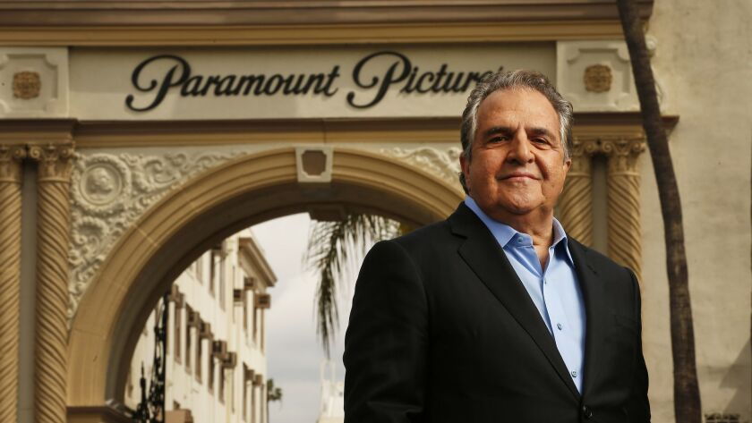 VENICE, CA – APRIL 19, 2018: Paramount Pictures chairman and CEO Jim Gianopulos who took over the