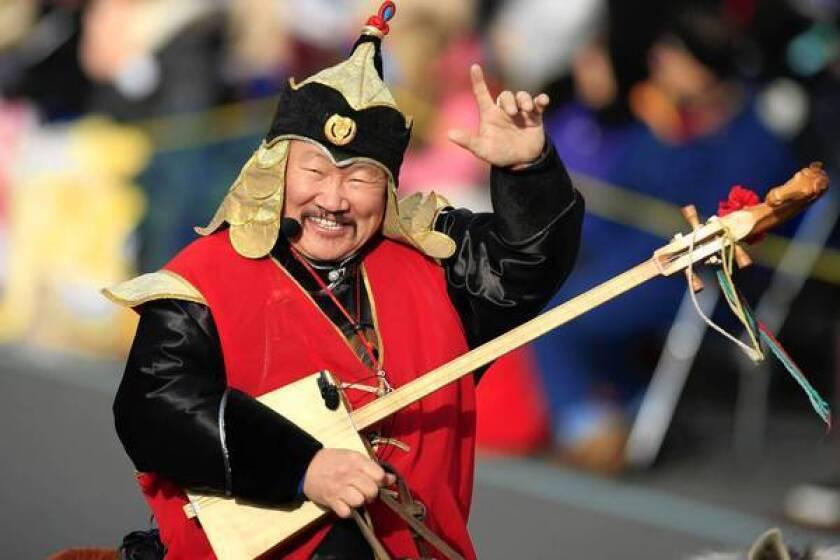 Kongar-ol Ondar, master of Tuvan throat singing, dies at 51