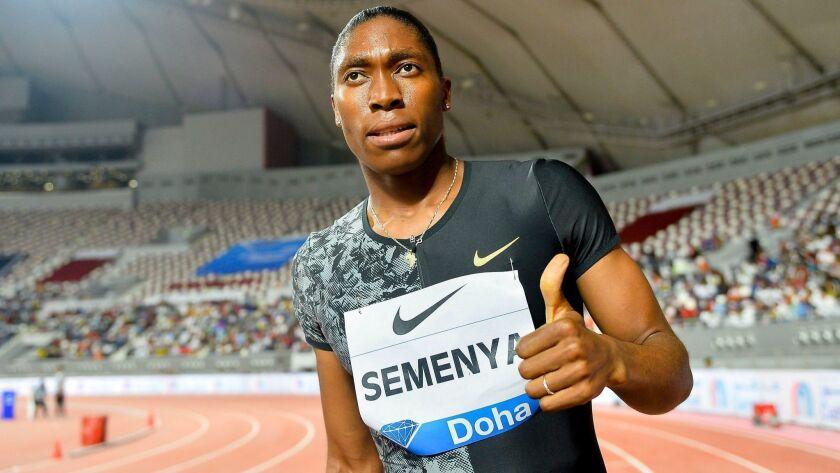 IAAF Diamond League 2019 in Doha, Qatar - 03 May 2019