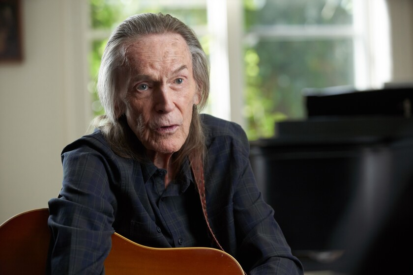 """Gordon Lightfoot in the documentary """"Gordon Lightfoot: If You Could Read My Mind."""""""