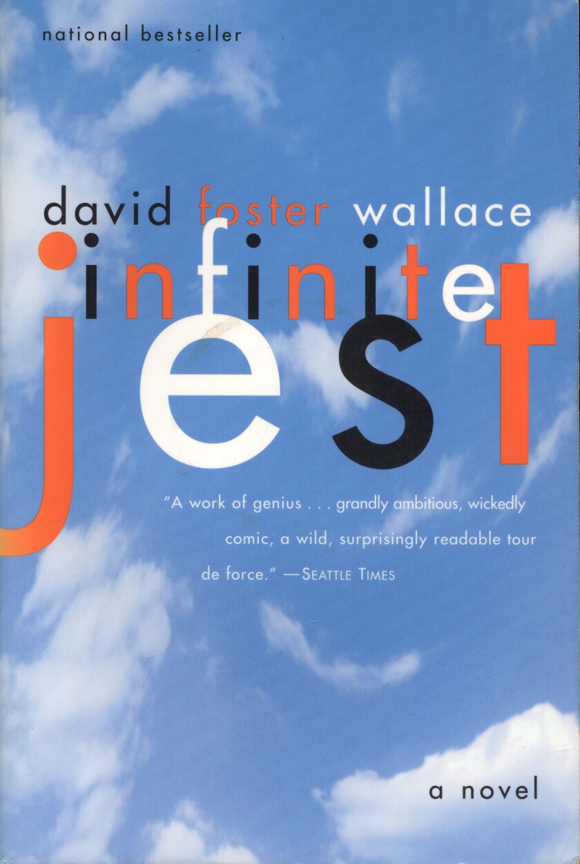 """In a recent survey of authors participating in The Times' Festival of Books, authors were asked about books they've read. Only 29% had read David Foster Wallace's """"Infinite Jest"""" -- however, 40% admitted they'd lied about reading the famous book."""