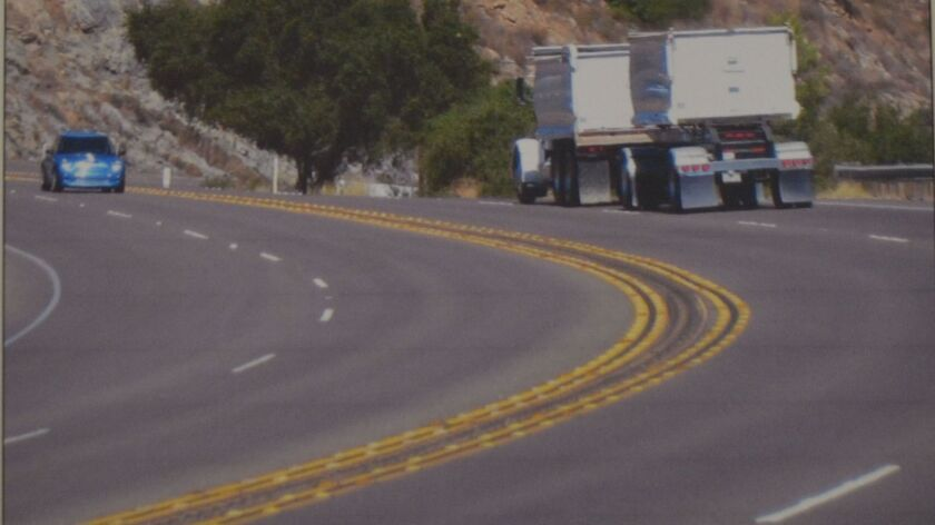 Caltrans to explain new Highway 67 Centerline Project at Dec  7