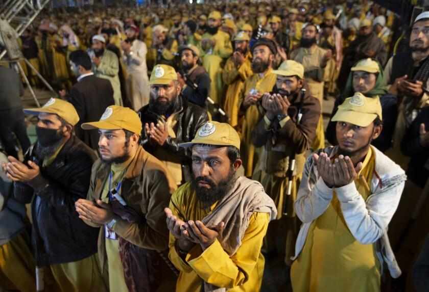 Pakistan Protest March