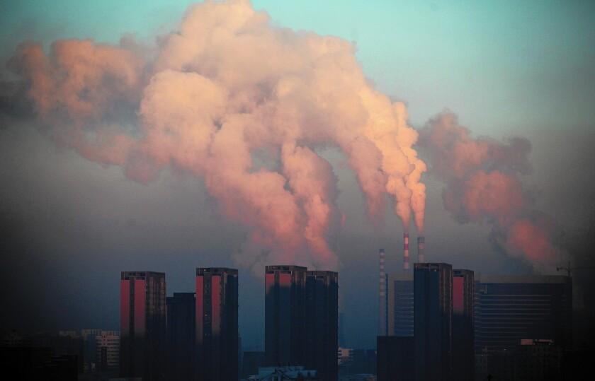 Chinese smog creator