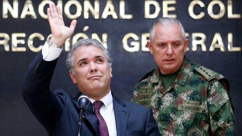 COLOMBIA-DEFENCE-SECURITY-DUQUE