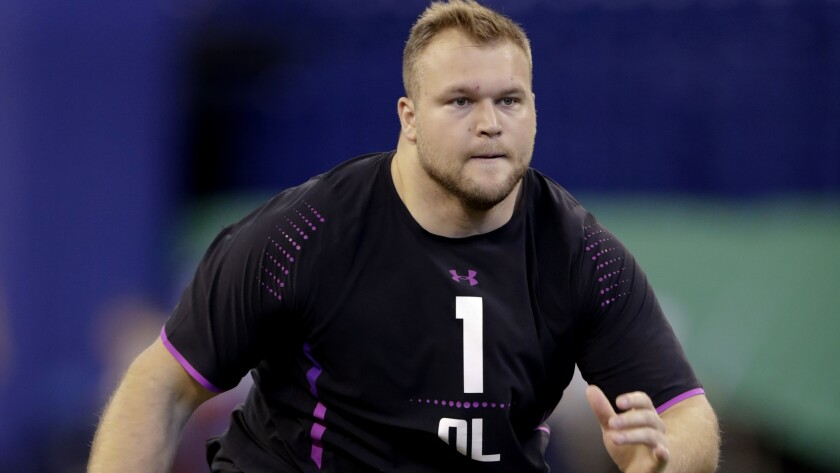 Rams center Brian Allen tested positive for COVID-19 but is recovering with slight symptoms.