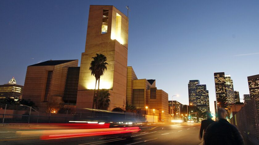 LOS ANGELES, CALIF. - JAN. 31, 2013. A judge has ordered the Los Angeles archdiocese to release abus