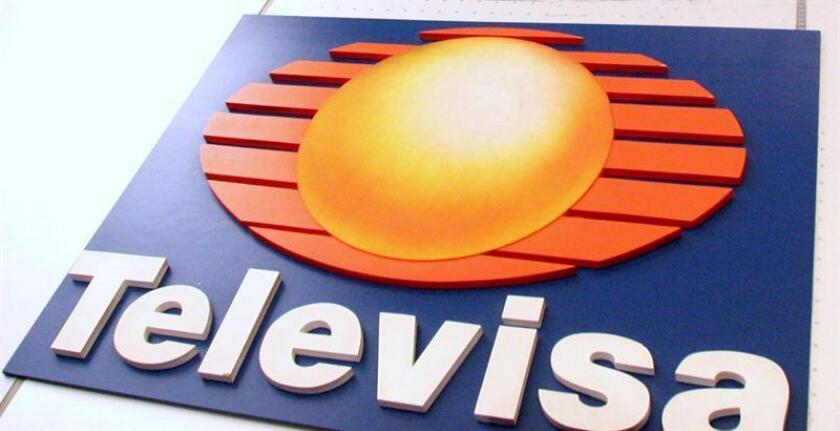 Fotografía del corporativo Televisa de México en Ciudad de México. EFE/Archivo