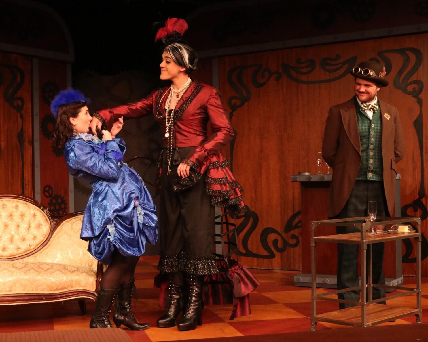 On Theater: Mesa Playhouse, Vanguard chart new seasons