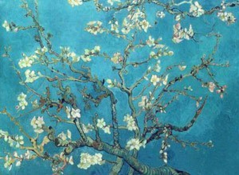 Edouard Manet; 'Branches with almond blossom' (1890) Vincent Van Gogh