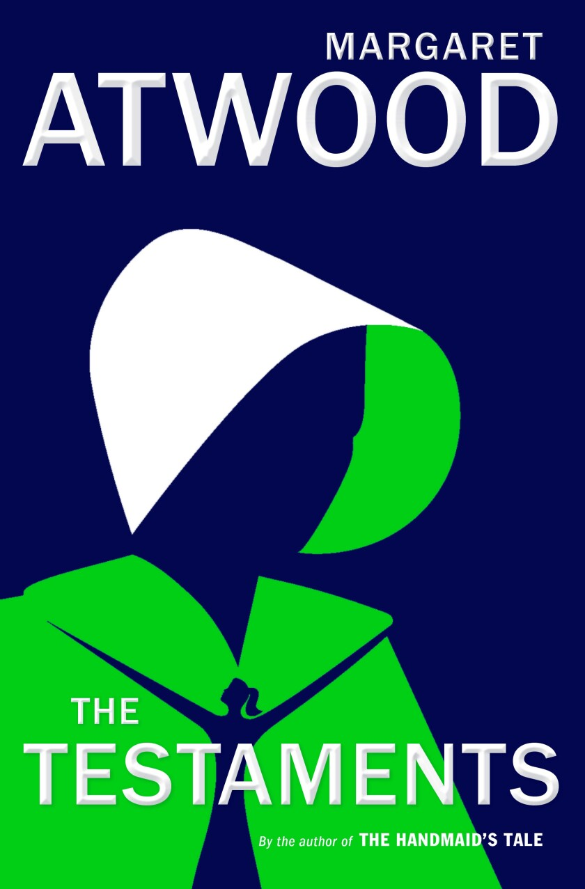 """The Testaments"" by Margaret Atwood"